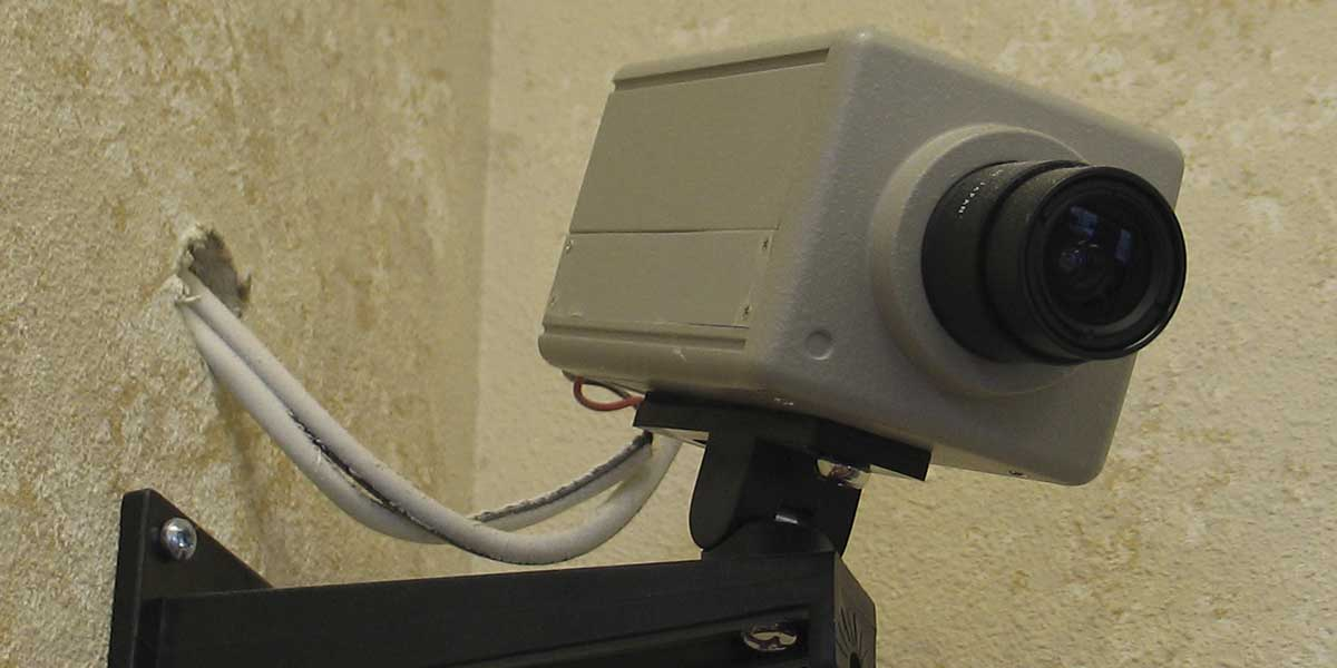¿Es legal la instalación de cámaras de vigilancia en gimnasios?