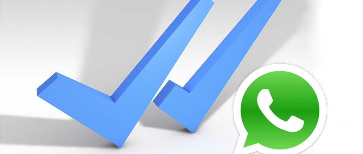 Doble check de WhatsApp, ¿información o intromisión?