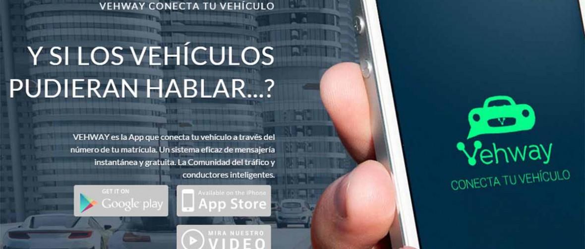Vehway, la aplicación para conductores