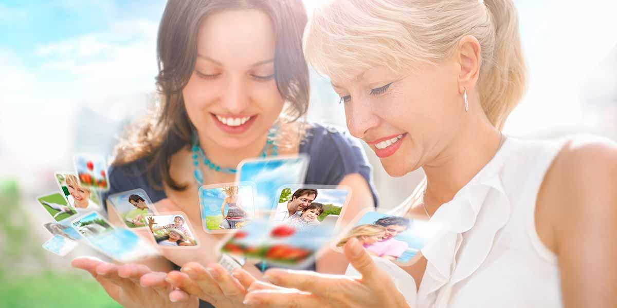 ¿Puede un padre colgar fotos de sus hijos en internet ?