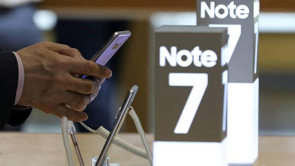Qué hacer para devolver tu Galaxy Note 7