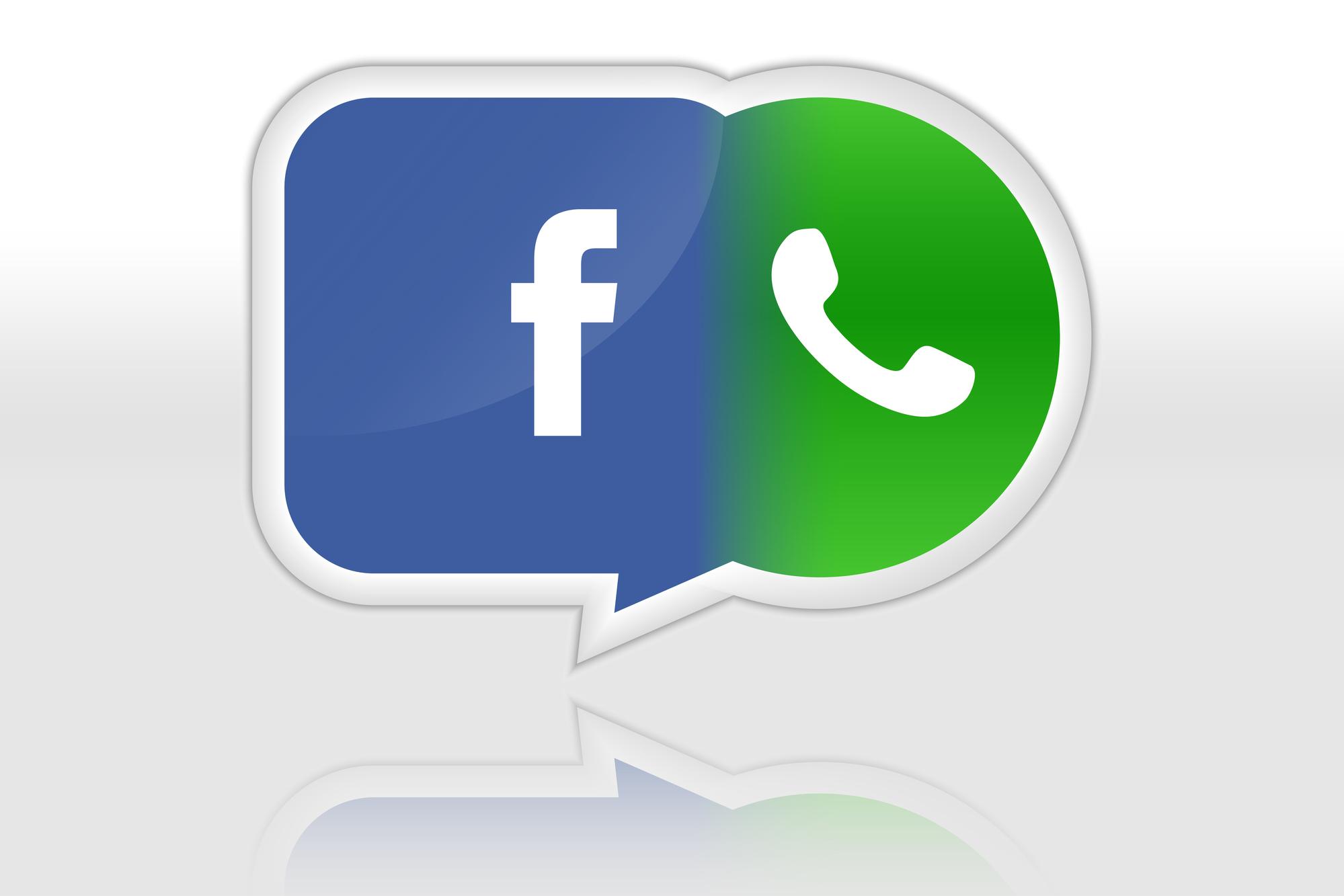 Facebook y Whatsapp, continuamos